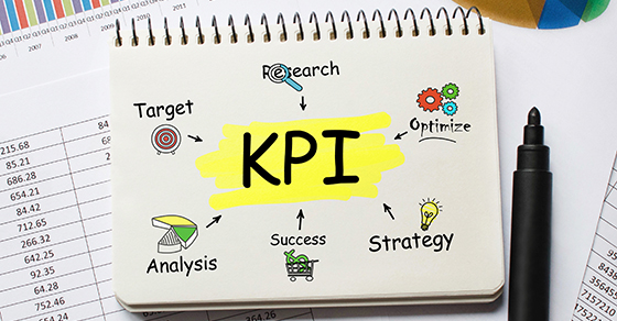 Notebook with Toolls and Notes about KPI,concept