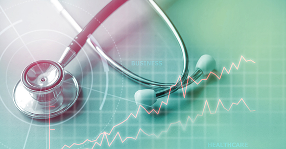 Healthcare and medical business concept